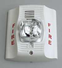Pope Security Systems Fire Alarm