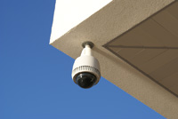 Pope Security Systems Security Camera